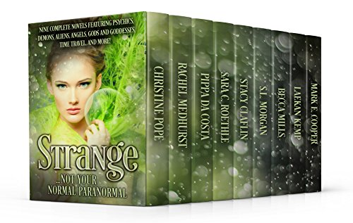 Strange: Not Your Normal Paranormal by Sara C Roethle & Others ebook deal