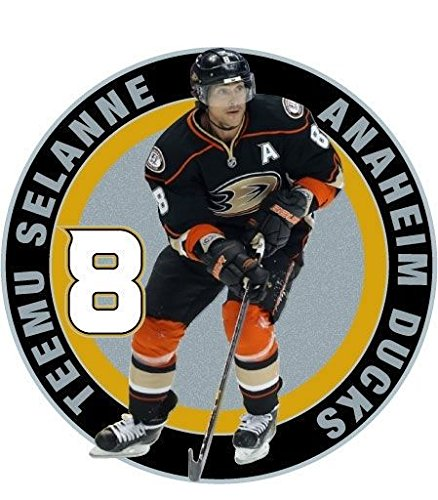 все цены на NHL ANAHEIM DUCKS TEEMU SELANNE #8 Lapel Pin онлайн