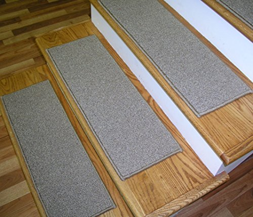 174375 - Rug Depot Premium Carpet Stair Treads - 27