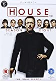 Dr. House - Season 8 [6 DVDs] [Alemania]