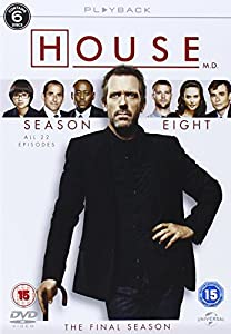 House - Season 8 [DVD]