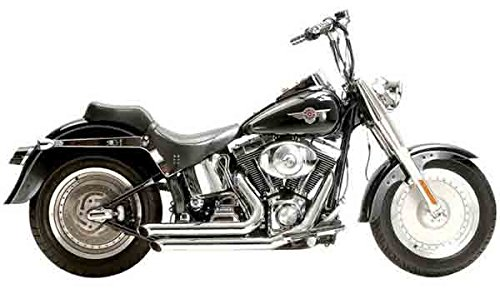Caliber Legend Series Exhaust System - Street Sweepers - Chrome , Color: Chrome S3-959