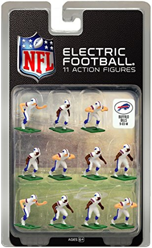 Buffalo BillsWhite Uniform NFL Action Figure Set