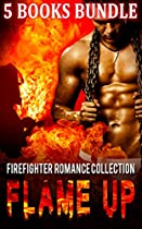 Hero Romance: Romance Collection Boxed Set - Flame Up (alpha Virgin Protector Rescue Fireman Desire Romance) (action And Adventure Mystery Suspense Short Stories) From Contemporary Rescue Romance Novels