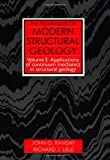 img - for The Techniques of Modern Structural Geology, Volume 3: Applications of Continuum Mechanics in Structural Geology book / textbook / text book