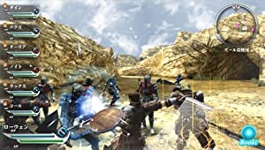 Valhalla Knights 3, PsVita