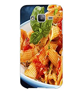 SAMSUNG GALAXY J2 PASTA Back Cover by PRINTSWAG