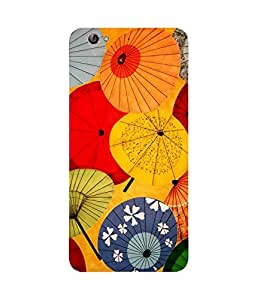 Japanese Umbrellas Gionee S6 Case