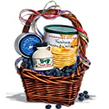 Taste of New England Mini Breakfast Gift Basket™