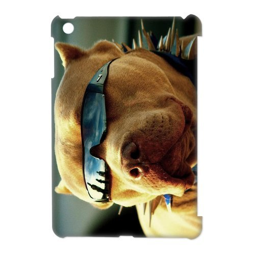 Generic Cell Phones Cover For Apple Ipad Mini Case Ipad Mini 2 Case Cute Dog Portrait Dogs Little Brown Dachshund Greedy Pug Shiba Inu Poodle White Labrador Chihuahua Dog Puppy - Protective Designer Custom Made Hard Snap On Phone Cases front-882594