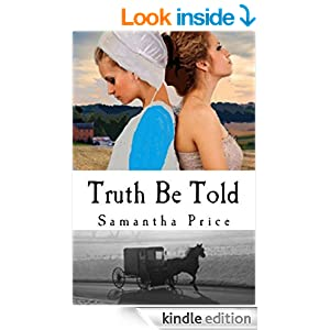 Truth Be Told (Amish Twin Hearts Book 2) (Amish Romance)