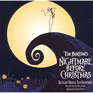 Nightmare Before Christmas OST