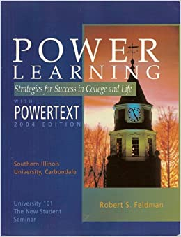 Feldmans power learning strategies