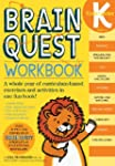 Brain Quest Workbook: Kindergarten: A...
