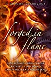 img - for Forged in Flame: A Dragon Anthology book / textbook / text book