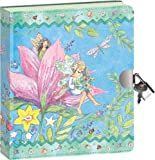 3967 - Fairy World Lock & Key Diary