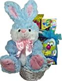 Delight Expressions™ Easter Bunny Gift Basket for Boys - Easter Gift Idea for Kids