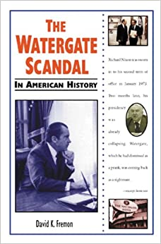 a study of the watergate scandal in america Start studying nixon: watergate scandal learn vocabulary, terms, and more with flashcards, games, and other study tools.