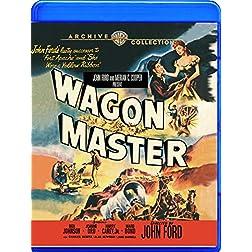 Wagon Master [Blu-ray]