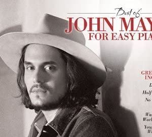 Best of John Mayer: For Easy Piano (Easy Piano Personality)
