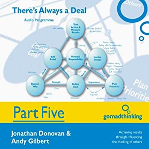There's Always a Deal - Part Five Audiobook