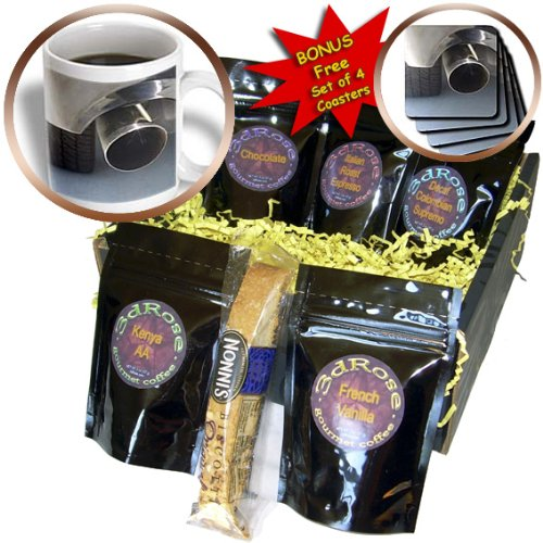 Cgb_7930_1 Florene Transportation - Cool Man Cool - Coffee Gift Baskets - Coffee Gift Basket