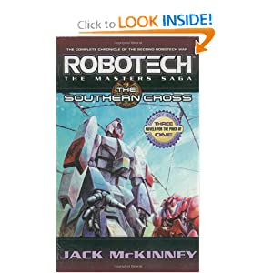 Robotech: The Masters Saga: The Southern Cross (Vol 7-9) by Jack McKinney