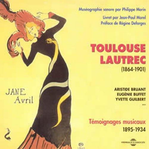 Toulouse-Lautrec - 1864-1901