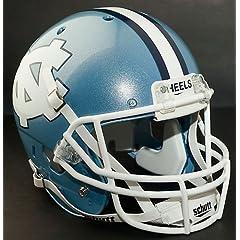 NORTH CAROLINA TAR HEELS 2001-2012 Schutt AiR XP Authentic GAMEDAY Football Helmet... by ON-FIELD