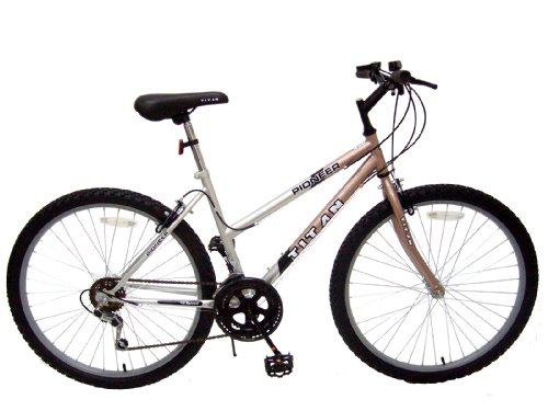 Titan Womens Pioneer Mountain Bike