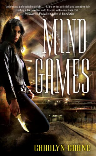 Image of Mind Games (The Disillusionists Trilogy: Book 1)