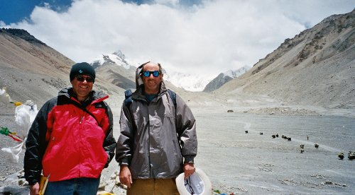 Everest at 60 - a Travelogue