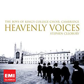 Image de Cambridge Choir of King's College
