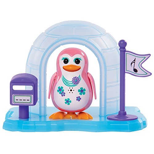 Digi Penguin - Daphne with Igloo by Digi Birds
