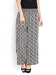 Trend Arrest Printed Palazzo Pants