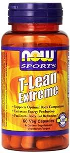 Now Foods, T-Lean Extreme, 60 Veggie Caps