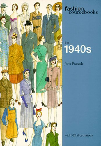 The 1940s (Fashion Sourcebooks)