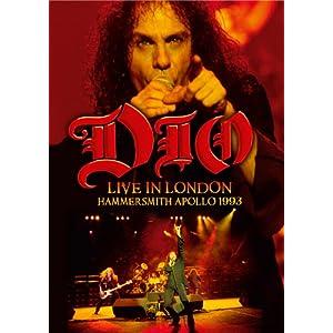 ディオ~ライヴ・イン・ロンドン ハマースミス・アポロ 1993【DVD/日本語字幕付】