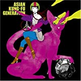 �]�m���G�X�J�[��ASIAN KUNG-FU GENERATION