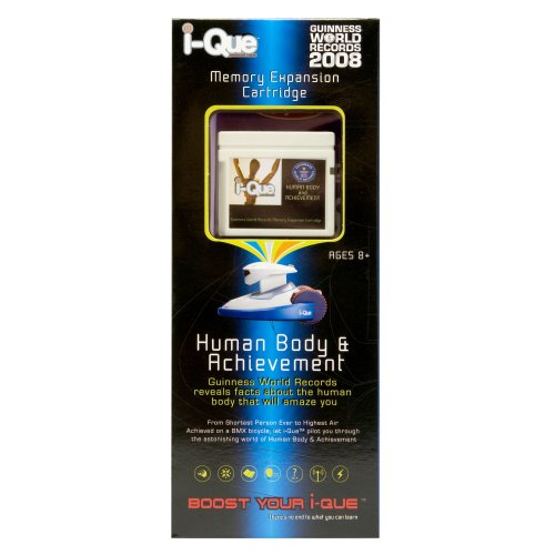 I-Que Cartridge - Human Body & Achievement - 1