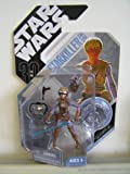 Star Wars Basic Figure McQuarrie Series #5 Starkiller Hero