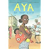 Aya of Yop City ~ Marguerite Abouet