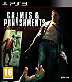 Crimes and Punishments Sherlock Holmes (PS3)