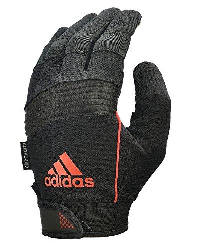 Adidas-Guanti da allenamento, colore: arancione, XL