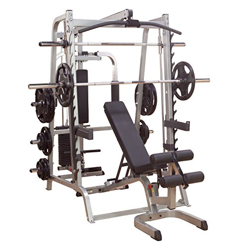 Body-Solid Series 7 Smith Master Package (Q)