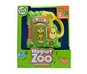 LeapFrog Magnetic Zoo Toddler Toy