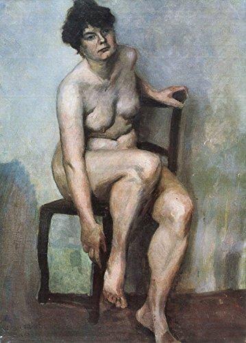 Das Museum AUSLASS-Nackte Frau