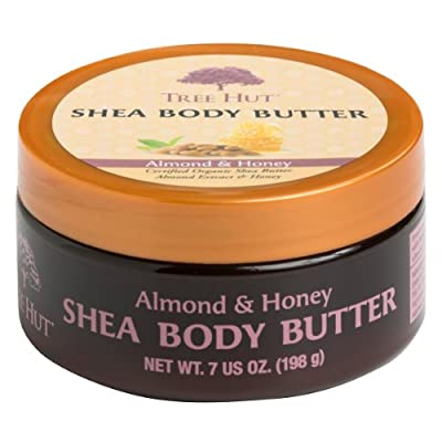 Tree Hut Shea Body Butter, 7-Ounce (Pack of 3)