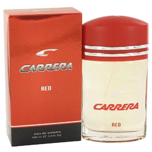 Carrera Red Profumo Uomo di Muelhens - 100 ml Eau de Toilette Spray