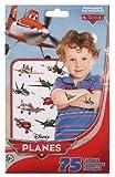 Planes(プレーンズ) 75タトゥーシール8779【ディズニー Disney ピクサー ダスティ ボディステッカー 飛行機 グッズ】